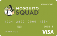 Mosquito Sqad Card