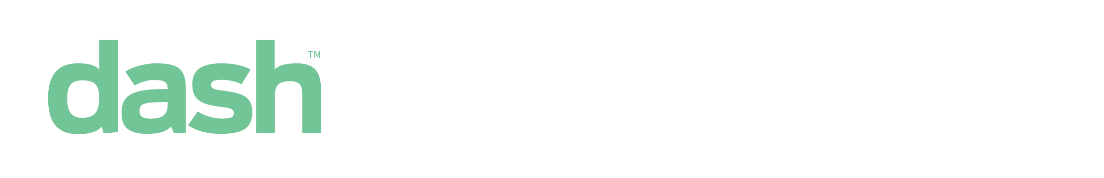 dash disbursement logo - green