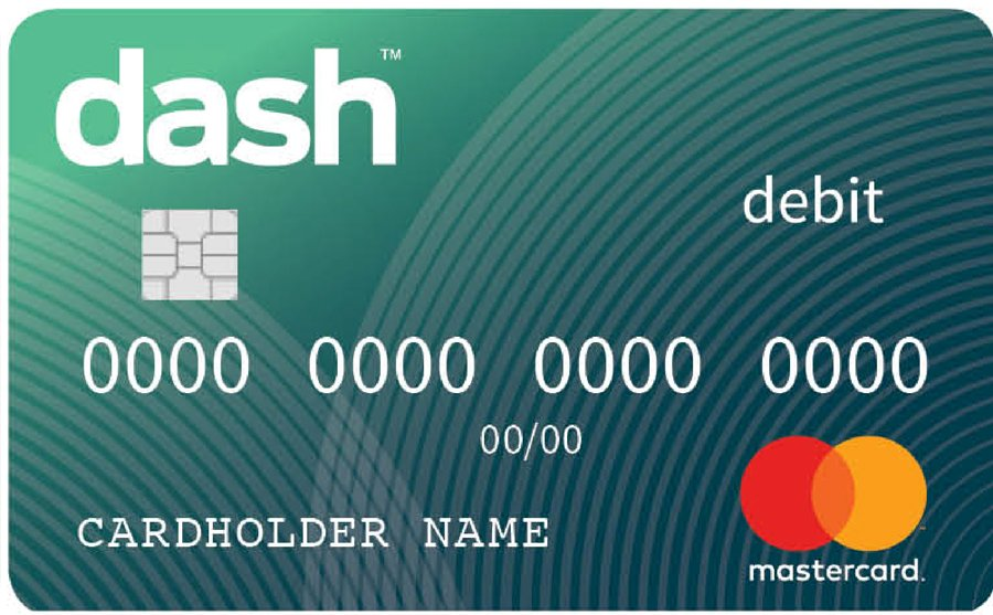 Dash Payroll Card